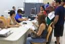 Informações sobre a biometria eleitoral no Tocantins.