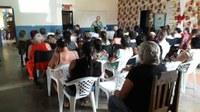 CDHC realiza palestra sobre violência contra a pessoa idosa na cidade de Divinópolis-TO.